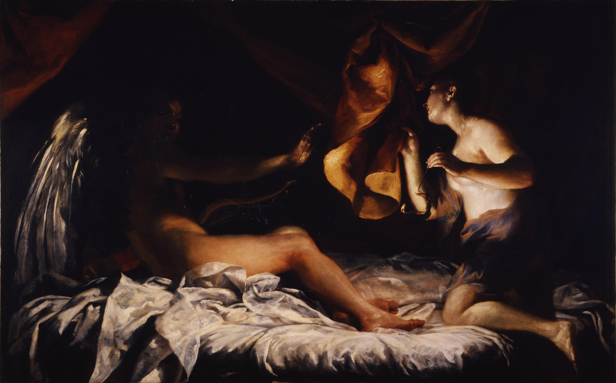 unpacking the myth of eros and psyche mythic stories